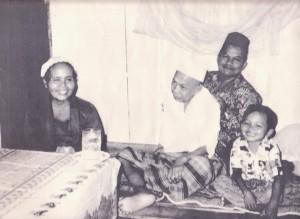 Kasyaf Simbah Kyai Syamsuri Bin Dahlan