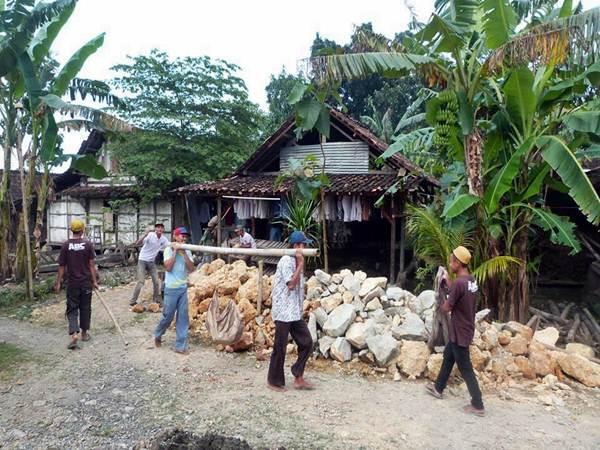 Pembangunan Asrama Santri Putri