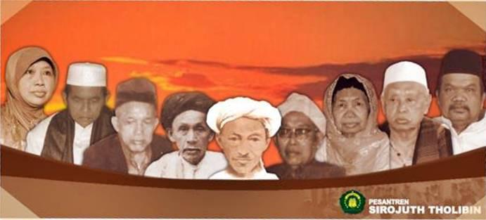 Pengasuh Pondok Pesantren Sirojuth Tholibin Brabo Tanggungharjo grobogan