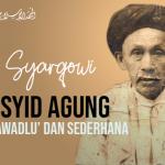 KH. Syarqowi : Mursyid Agung yang Tawadlu' dan Sederhana